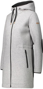 CMP Wooltech Coat (30M3346) grey melange