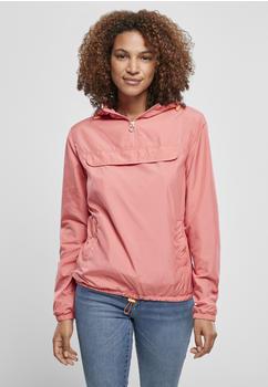 Urban Classics Ladies Basic Pull Over Jacket (TB2013-01136-0037) pale pink