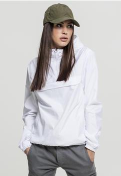 Urban Classics Ladies Basic Pull Over Jacket (TB2013-00220-0042) white