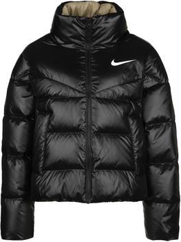 Nike Sportswear Down-Fill Jacket (CU5813) black/mystic stone/white