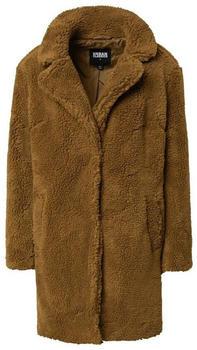 Urban Classics Ladies Oversized Sherpa Coat (TB3058-02756-0037) midground