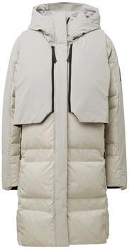 Adidas Lifestyle MYSHELTER COLD.RDY Parka metal grey/white