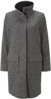 Tom Tailor Jacke (1023253) black white structure twill