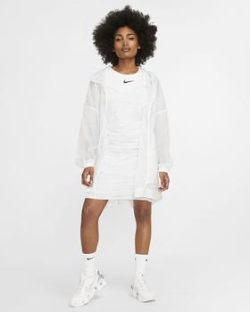 Nike Woven Jacket (CJ3038) white/black