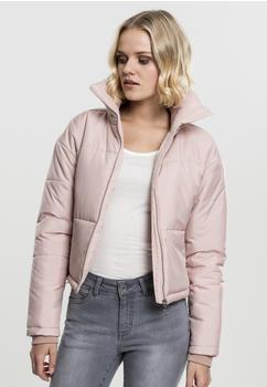 Urban Classics Ladies Oversized High Neck Jacket (TB1757-01075-0042) rose