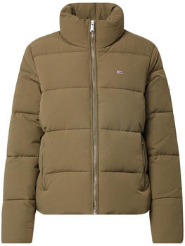 Tommy Hilfiger Recycled Nylon Puffer Jacket (DW0DW08843) olive tree