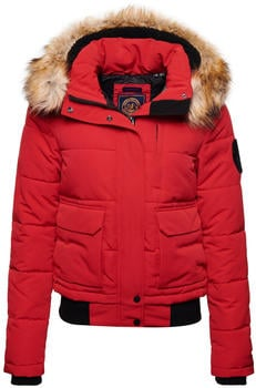 Superdry Everest Bomber (W5010303A) high risk red