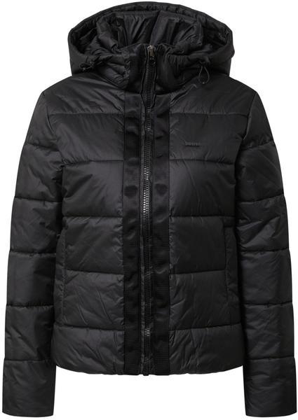G-Star Meefic Hoodded Padded Jacket (D17597-B958) dark black