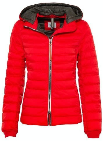 Camel Active Steppjacke (330600 4R48 52) red