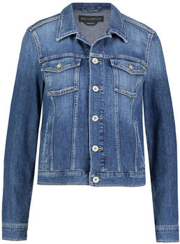 Marc O'Polo OUR CLEANEST JEANS PROJECT Denim jacket Sustainably garment-washed (102921625035)