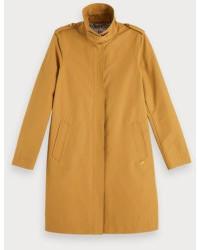 Scotch & Soda Klassischer Trenchcoat (153694) apron beige