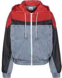 Tommy Hilfiger Cropped Hoody Denim Jacket (DW0DW10073-1AB) fame mix lb rgd