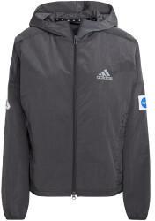 Adidas Sportswear Crop Windbreaker (GQ2239) grey six