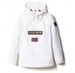 Napapijri Jacket Rainforest Summer (NA4FDQ) white