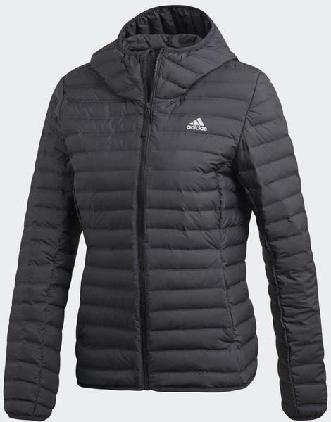 Adidas Varilite Soft Hooded Jacket carbon
