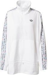 Adidas Originals Half-Zip Windbreaker white