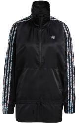 Adidas Originals Half-Zip Windbreaker black