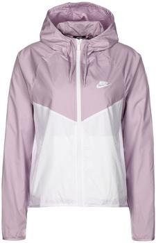 Nike Womens Jacket Windrunner (BV3939-576) iced lilac/white/white