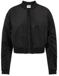 Noisy May Nmsadie L/s Crop Jacket Bg (27010382) black