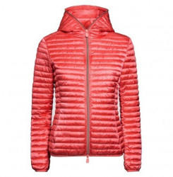 Save The Duck Jacket (D3362W) cranberry red
