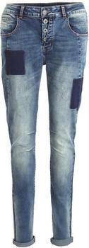 Fritzi aus Preußen Ohio Boyfriend-Jeans dark blue