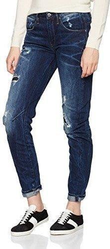 G-Star Arc 3D Low Boyfriend Jeans dark aged restored 106