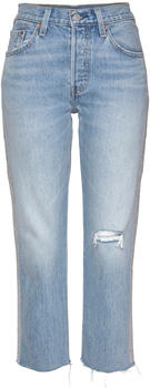 Levi´s 501 Crop Jeans diamond in the rough