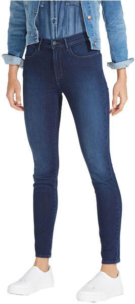 Wrangler High Skinny Jeans subtle blue