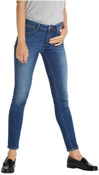 Wrangler Skinny Jeans authentic blue
