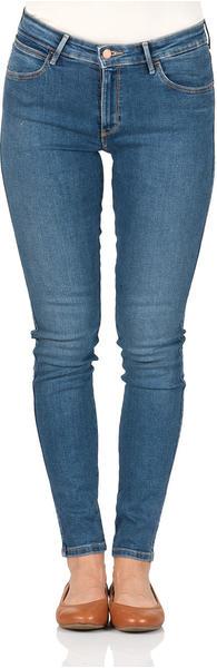 Wrangler Skinny Jeans prefect blue
