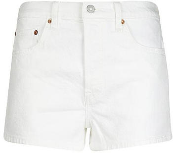 Levi's 501 High Waisted Shorts (56327) in the clouds/neutral