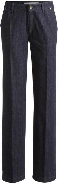 hessnatur Jeans Wide Leg aus Bio-Baumwolle blau (4306929)