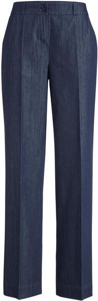 hessnatur Jeans Flared aus Bio-Denim blau (4511929)