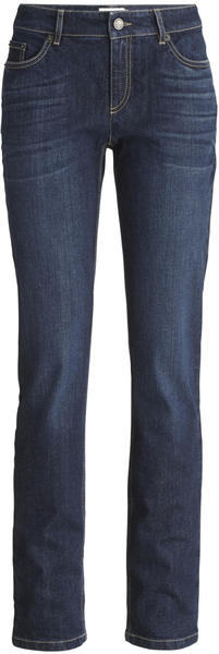 hessnatur Jeans Straight Fit aus Bio-Denim blau (4591519)