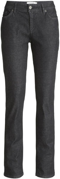 hessnatur Jeans Straight Fit aus Bio-Denim schwarz (4634989)