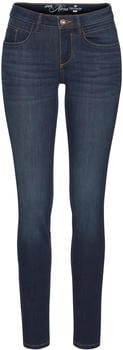 Tom Tailor Alexa Skinny Jeans dark stone wash denim