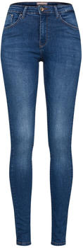 Only Paola HW Skinny Fit Jeans medium blue denim