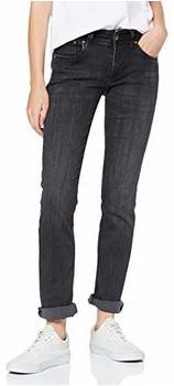 Pepe Jeans Saturn Wiser Wash Pl2166 Straight Jeans (PL201660) black wiser wash denim wv