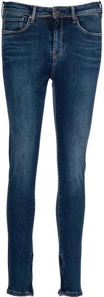 Pepe Jeans Cher High Skinny Fit High Waist Jeans (PL203384WV1) dark used denim