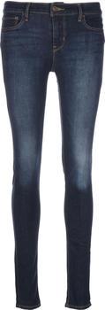 Levi's 710 Super Skinny Jeans blue