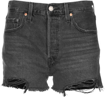 Levi's 501 High Waisted Shorts (56327) eat your words