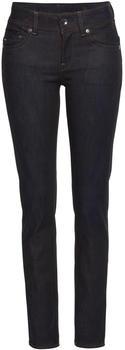 G-Star Midge Saddle Mid Waist Straight Jeans (D07145) dark aged