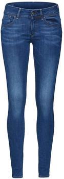 G-Star Lynn Mid Waist Skinny Jeans faded blue