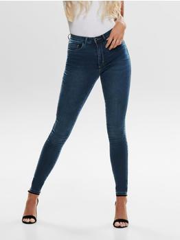 Only Royal High Skinny Fit Jeans (15181725) dark blue denim