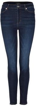 Comma Skinny Fit Jeans (85.899.72.0786) blue denim stretch