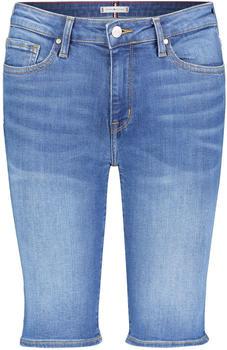 Tommy Hilfiger Faded Denim Slim Fit Bermuda Shorts (WW0WW27838) elfie