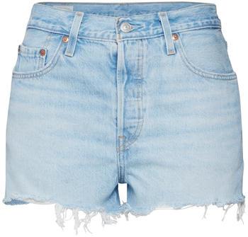Levi's 501 High Waisted Shorts (56327) luxor heat short