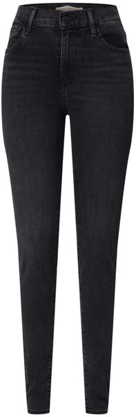 Levi's 720 High Rise Super Skinny Jeans smoked out