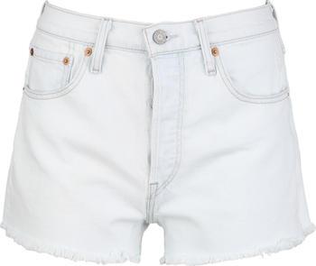 Levi's 501 High Waisted Shorts (56327) trace indigo