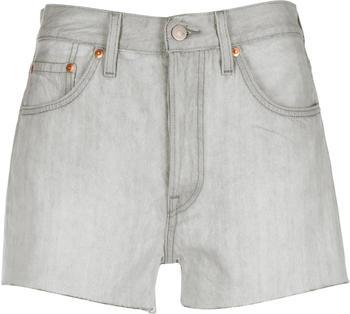 Levi's 501 High Waisted Shorts (56327) jagged rocks